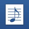 Notation Pad-Sheet Music Score