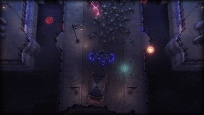 Screenshot from Tesla vs Lovecraft