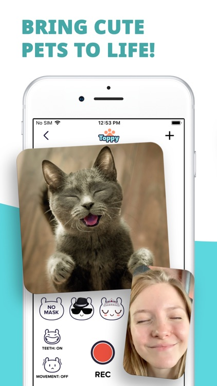 Toppy - My Talking Animals Pro