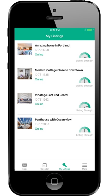 Vacation Rentals Owner App screenshot-3