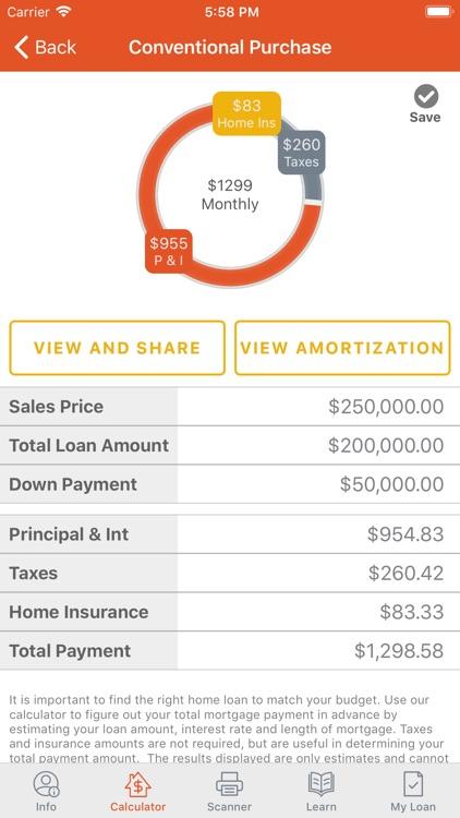 My Home Loan - Guarantee MTG screenshot-3