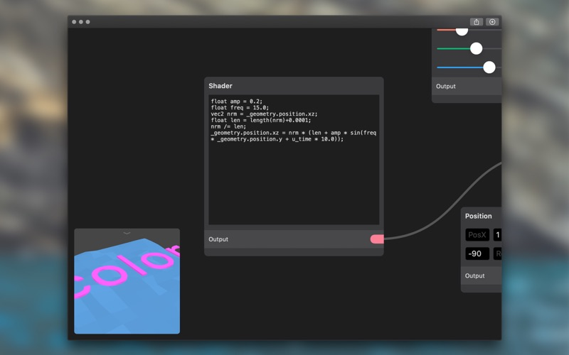 Yttrium for Mac