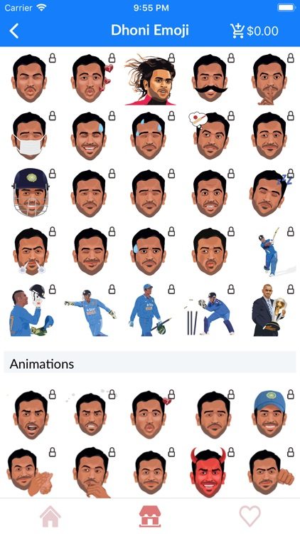 IPL Cricket Emoji Stickers screenshot-3