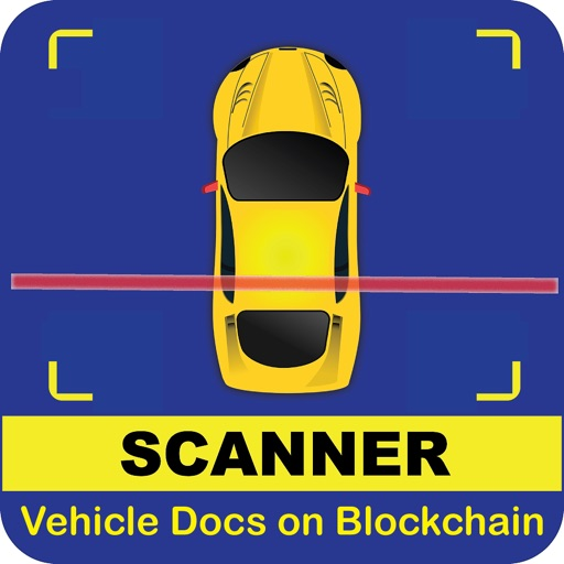Scanner for Docs on Blockchain