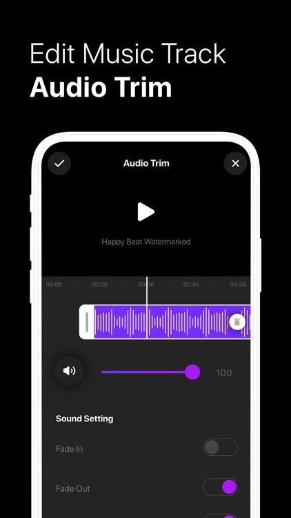 Video Editor ⁺ screenshot-3
