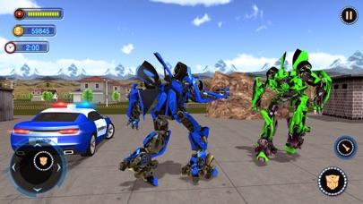 戦うロボットの車の追跡2020のスクリーンショット4