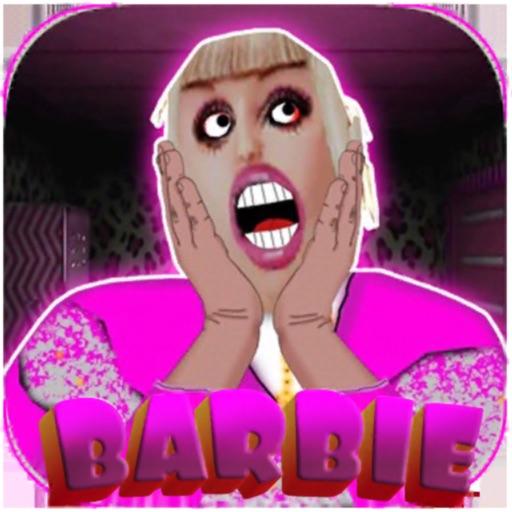 Barbie grandma : Scary nun