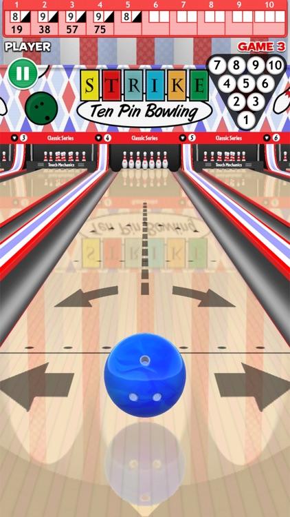 Strike! Ten Pin Bowling screenshot-5