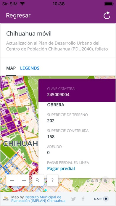 CHIHUAHUA MóvilCaptura de pantalla de3