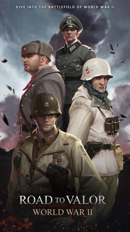 Road to Valor: World War II screenshot-6