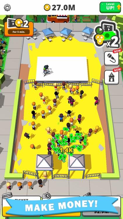 Idle Concert screenshot-3