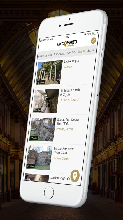 Uncovered London screenshot-3