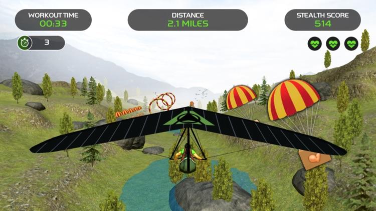 Stealth Speed Gliding screenshot-4