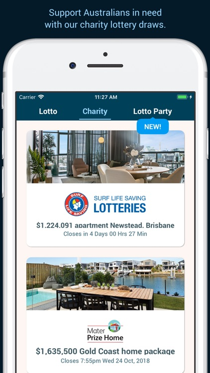 Oz Lotteries screenshot-4