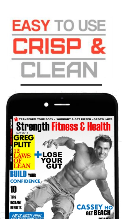 Strength Fitness & Health Mag