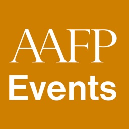 AAFP Events Apple Watch App