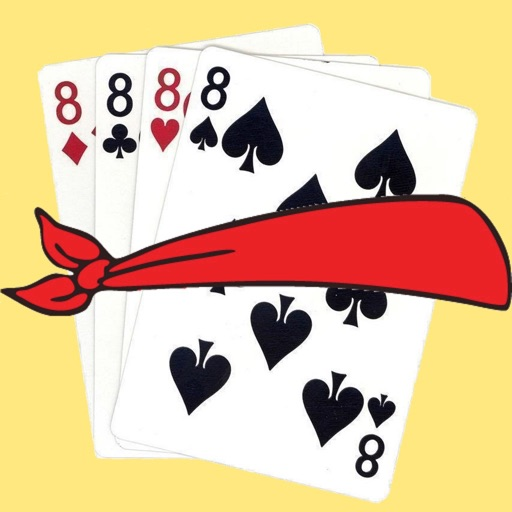 Blindfold Crazy Eights