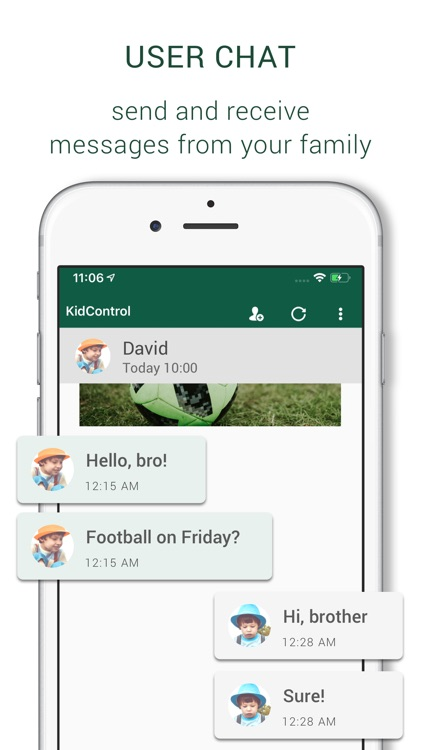 Family GPS Tracker KidControl screenshot-5