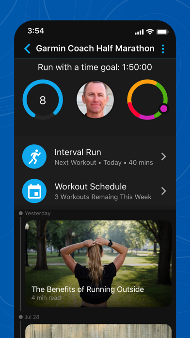 Garmin Connect™ ScreenShot6