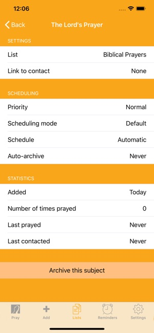 PrayerMate on the App Store