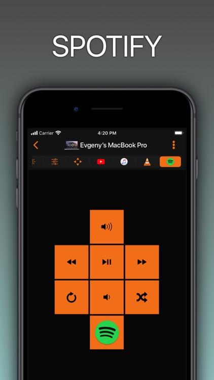 Remote Control for Mac / PC screenshot-8
