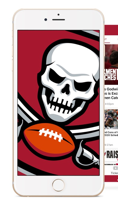 messages.download Tampa Bay Buccaneers Official software