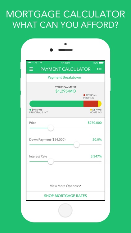 Best Mortgage Calculator App