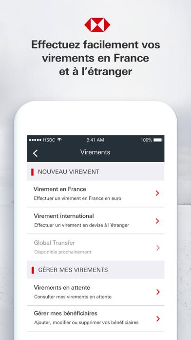 download HSBC France apps 4