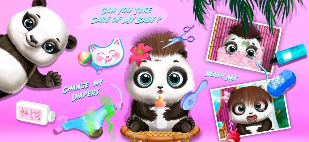Baby Animal Hair Salon 2 hack tool