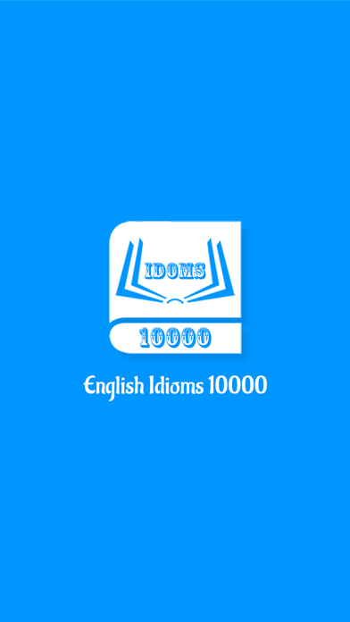 English Idioms Lite screenshot 1