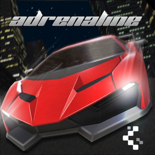 Adrenaline, Compulsive Entertainment's high-octane racer, speeds onto the App Store