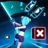 Sonic Saber 3D :EDM Music Game