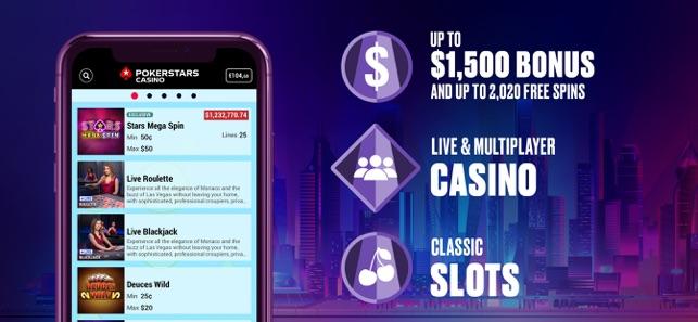 Pokerstars Casino Slot Games On The App Store