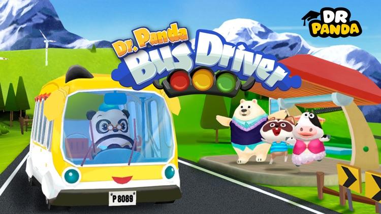 Dr. Panda Bus Driver screenshot-0