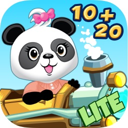 Lola Panda's Math Train 2 LITE