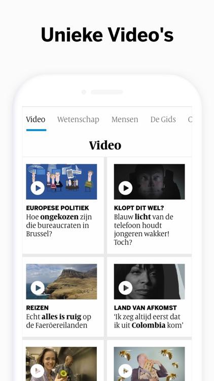 de Volkskrant - Nieuws screenshot-7