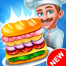 sandwich! - Good chef