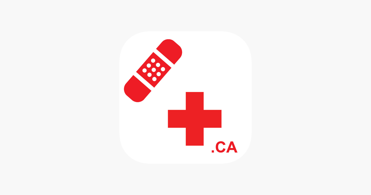 First Aid Canadian Red Cross On The App Store