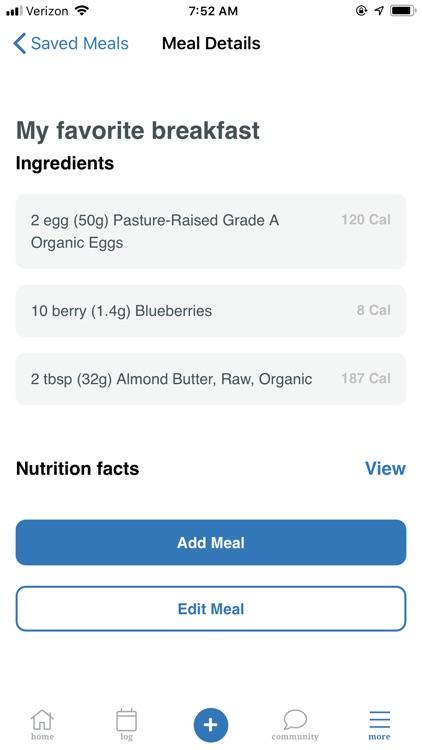 Resist - Keto low carb diet screenshot-7