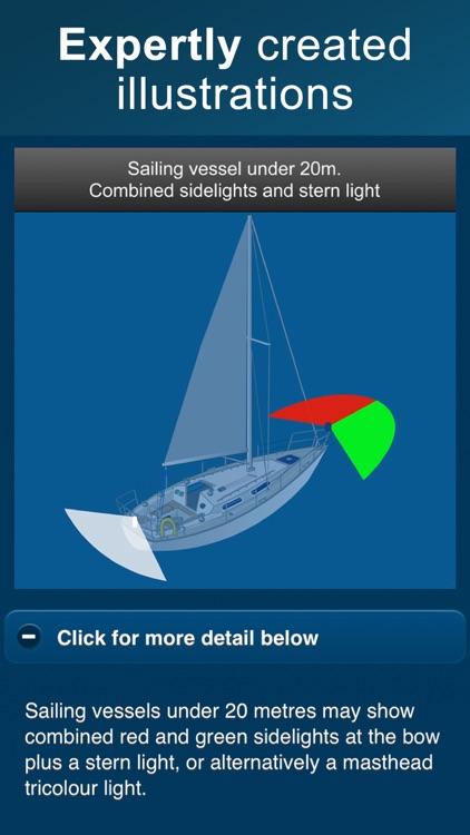 ColRegs: Nav Lights & Shapes screenshot-4
