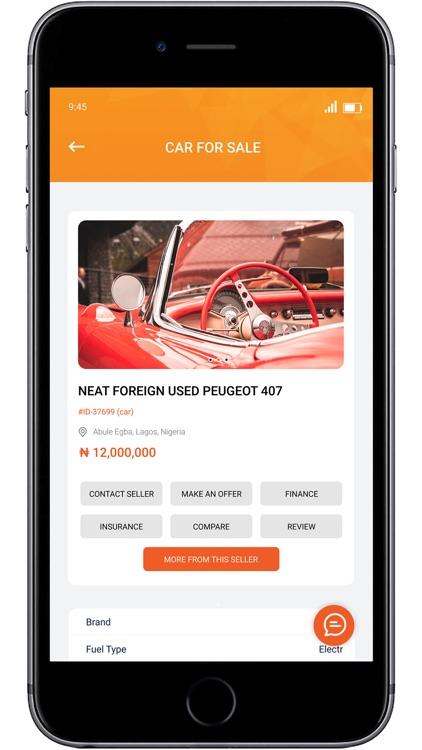 Carnotautomart- Buy & Sell Car screenshot-4