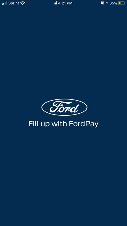 Fill up with FordPay