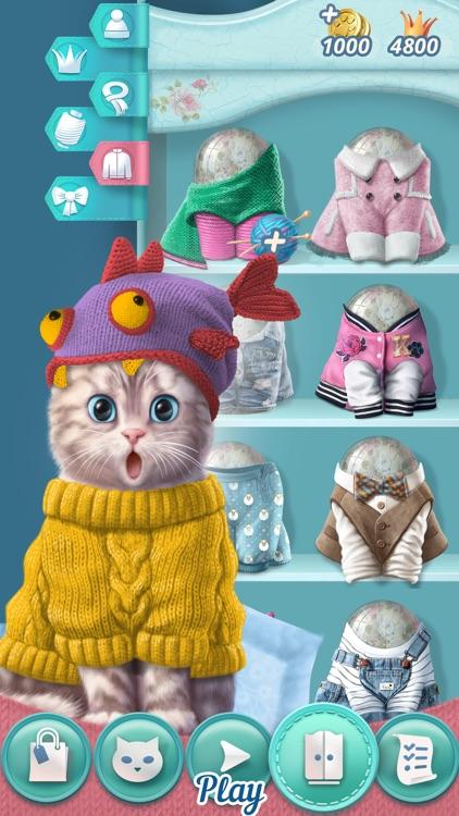 Knittens – A Fun Match 3 Game screenshot-9