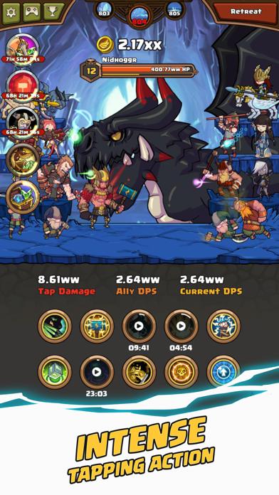Thor : War of Tapnarok screenshot 2