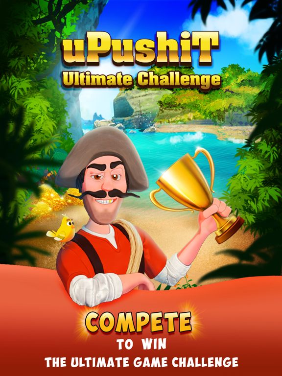 uPushiT Ultimate Challenge screenshot #1