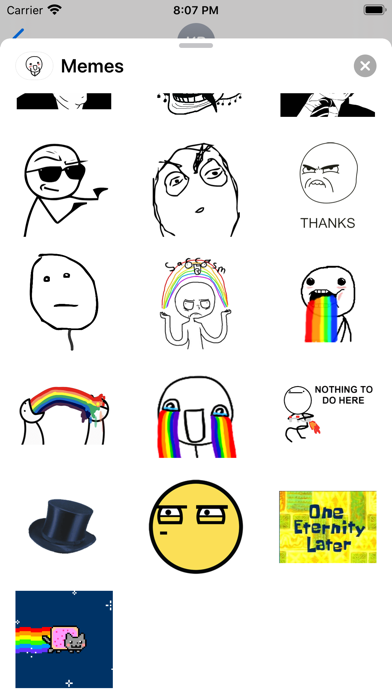 Meme Sticker CollectionScreenshot of 7