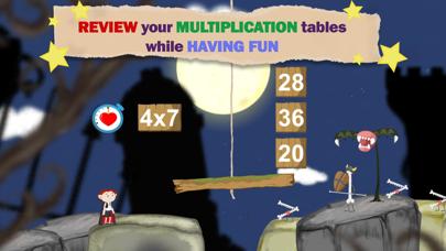 Mathemagics Quest screenshot 1