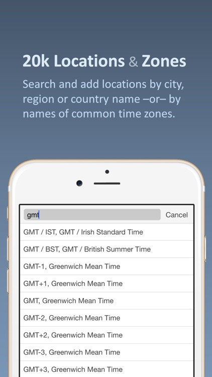 Time Buddy - Easy Time Zones screenshot-3