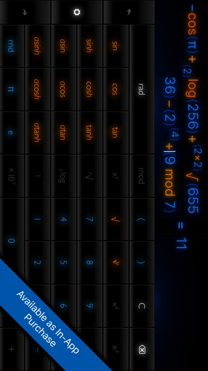 Eleven | Calculator screenshot-2