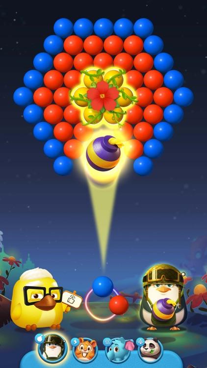 Birdpapa™ - Bubble Crush screenshot-0